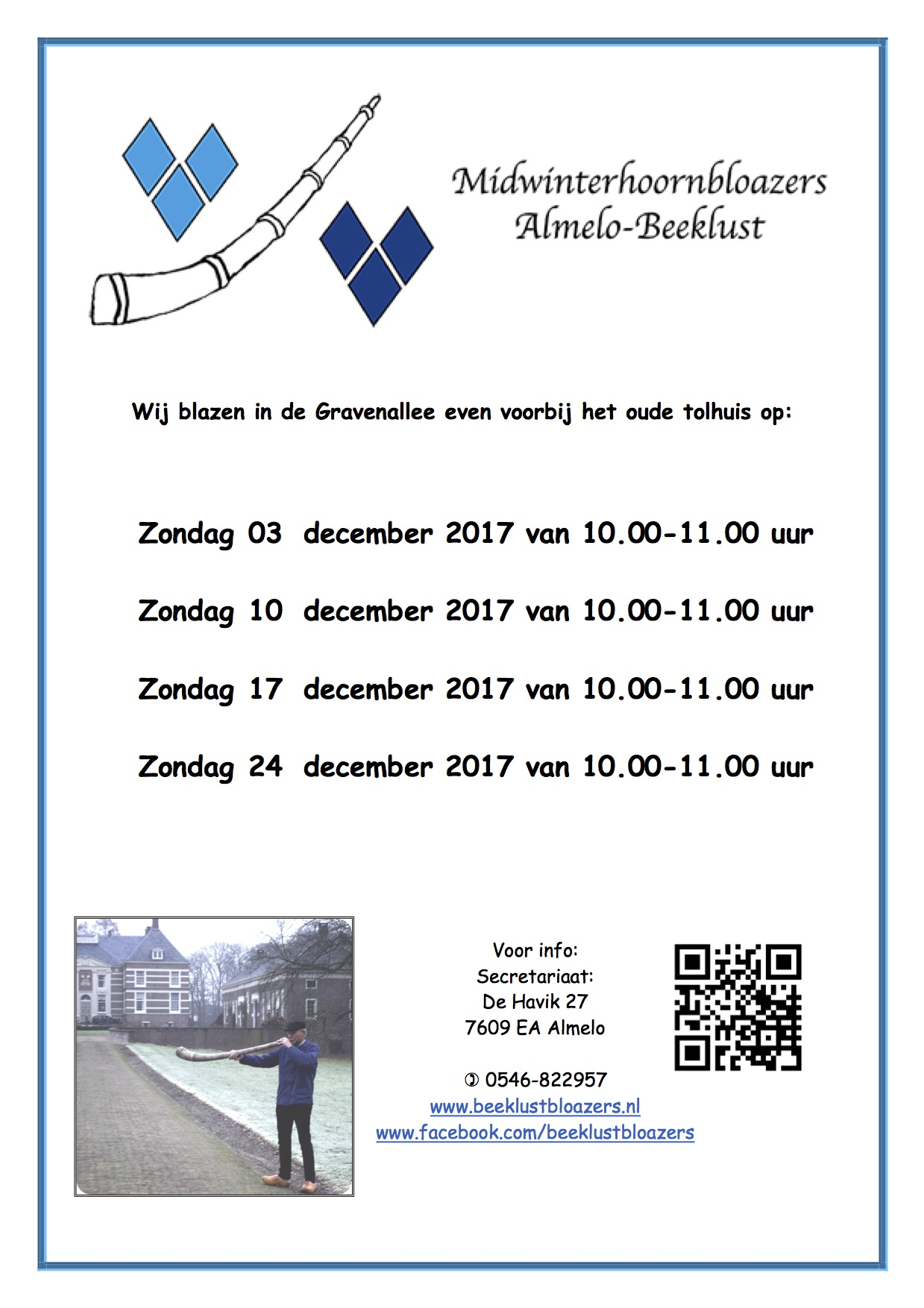Flyer Gravenallee 2017